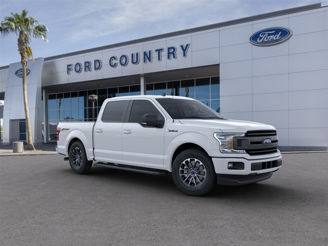 2020 Ford F-150 SuperCrew Cab 4x2, Pickup #66566 - photo 1