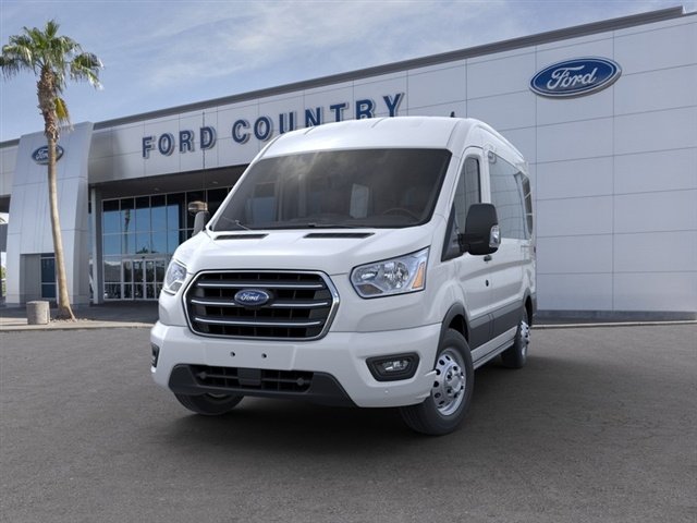 2020 Ford Transit 150 Med Roof AWD, Passenger Wagon #66840 - photo 1