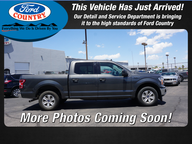 2019 Ford F-150 SuperCrew Cab 4x2, Pickup #P9367 - photo 1