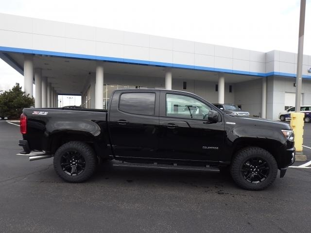 2017 Colorado Crew Cab 4x4,  Pickup #T8110 - photo 18