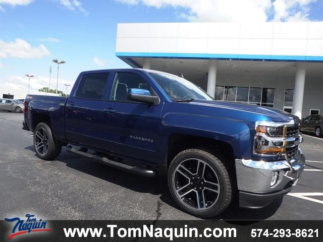 2017 Silverado 1500 Crew Cab 4x4,  Pickup #T8275 - photo 3