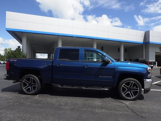 2017 Silverado 1500 Crew Cab 4x4,  Pickup #T8275 - photo 16