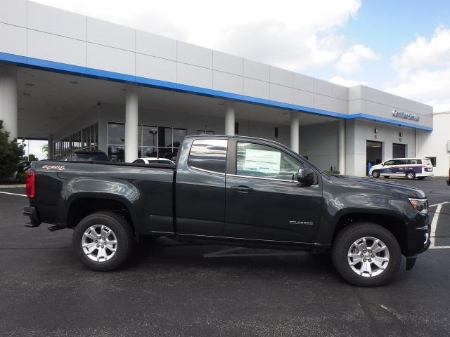 2018 Colorado Extended Cab 4x4,  Pickup #T8368 - photo 17