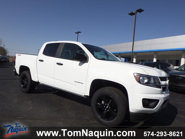 2018 Colorado Crew Cab 4x4,  Pickup #T8580 - photo 3
