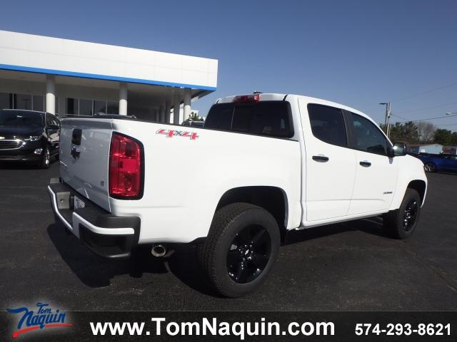 2018 Colorado Crew Cab 4x4,  Pickup #T8580 - photo 4