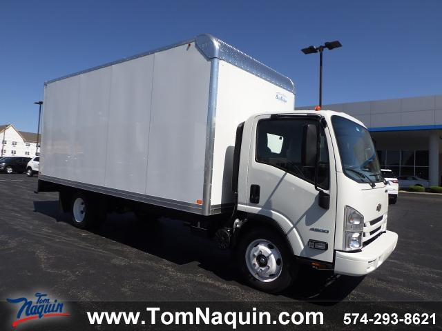 2018 LCF 4500 Regular Cab,  Bay Bridge Dry Freight #T8692 - photo 3