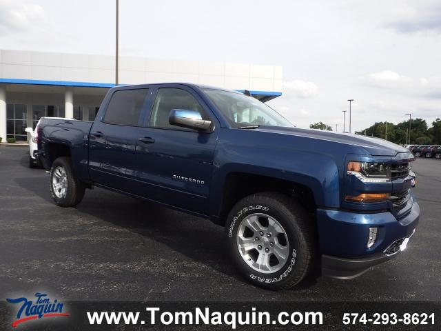 2018 Silverado 1500 Crew Cab 4x4,  Pickup #T8698 - photo 3