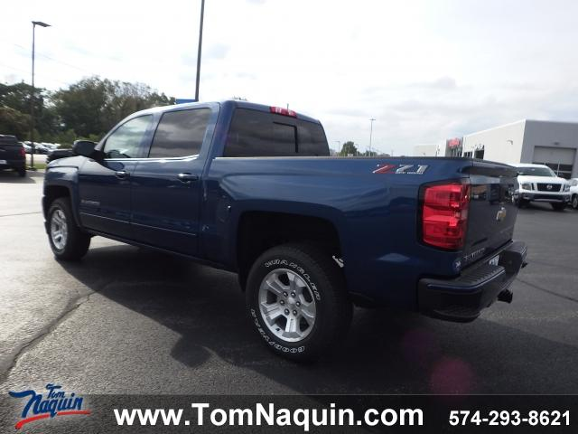 2018 Silverado 1500 Crew Cab 4x4,  Pickup #T8698 - photo 2