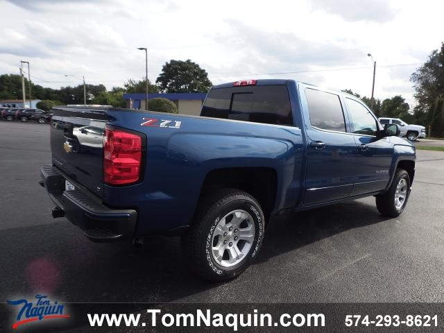 2018 Silverado 1500 Crew Cab 4x4,  Pickup #T8698 - photo 4