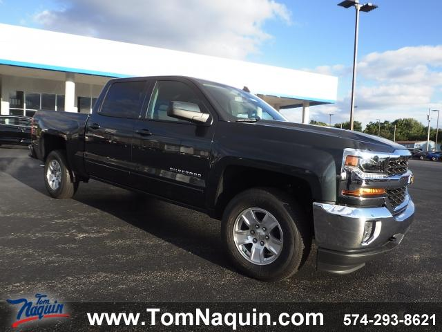 2018 Silverado 1500 Crew Cab 4x4,  Pickup #T8705 - photo 3