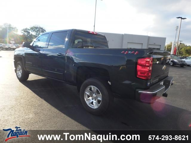 2018 Silverado 1500 Crew Cab 4x4,  Pickup #T8705 - photo 2