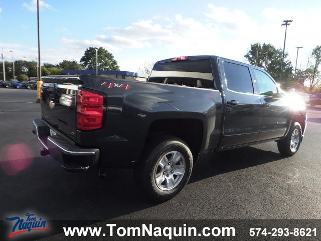 2018 Silverado 1500 Crew Cab 4x4,  Pickup #T8705 - photo 4