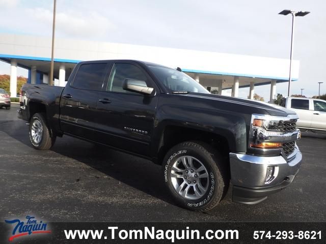 2018 Silverado 1500 Crew Cab 4x4,  Pickup #T8712 - photo 3