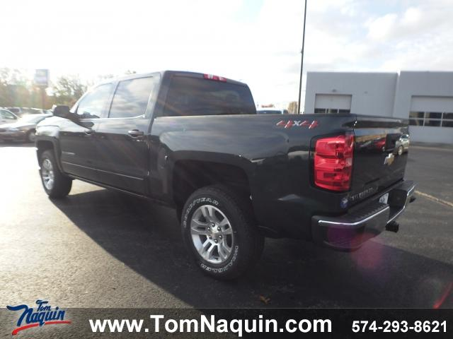 2018 Silverado 1500 Crew Cab 4x4,  Pickup #T8712 - photo 2