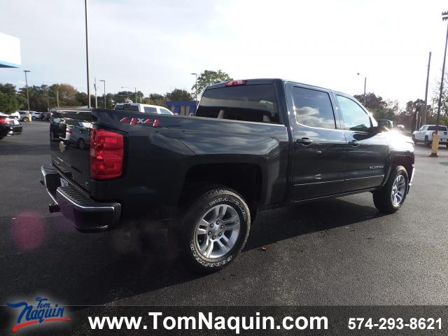 2018 Silverado 1500 Crew Cab 4x4,  Pickup #T8712 - photo 4