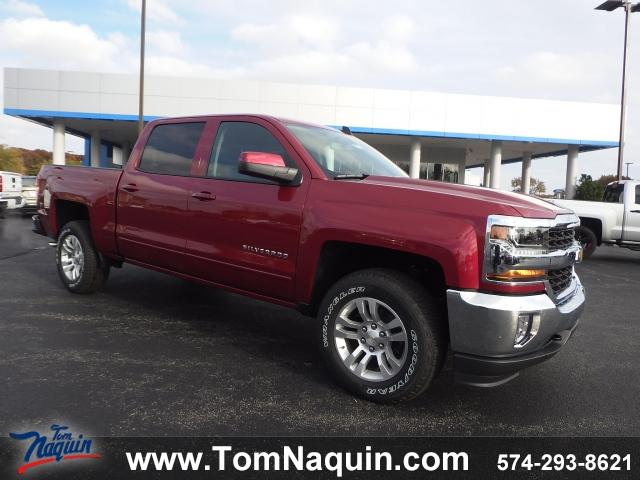 2018 Silverado 1500 Crew Cab 4x4,  Pickup #T8713 - photo 3