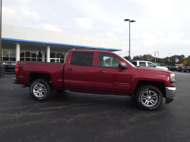2018 Silverado 1500 Crew Cab 4x4,  Pickup #T8713 - photo 16