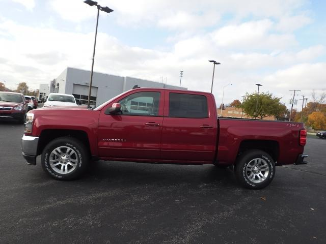 2018 Silverado 1500 Crew Cab 4x4,  Pickup #T8713 - photo 18