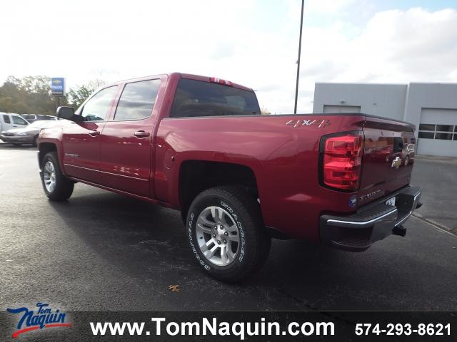 2018 Silverado 1500 Crew Cab 4x4,  Pickup #T8713 - photo 2