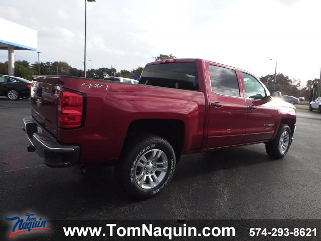 2018 Silverado 1500 Crew Cab 4x4,  Pickup #T8713 - photo 4