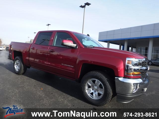 2018 Silverado 1500 Crew Cab 4x4,  Pickup #T8720 - photo 3