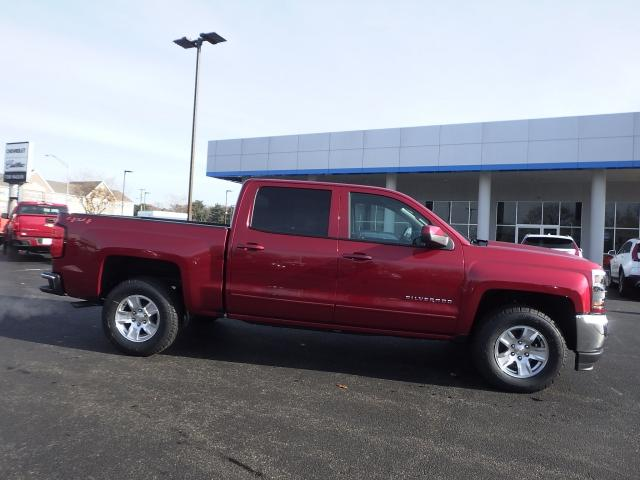 2018 Silverado 1500 Crew Cab 4x4,  Pickup #T8720 - photo 16