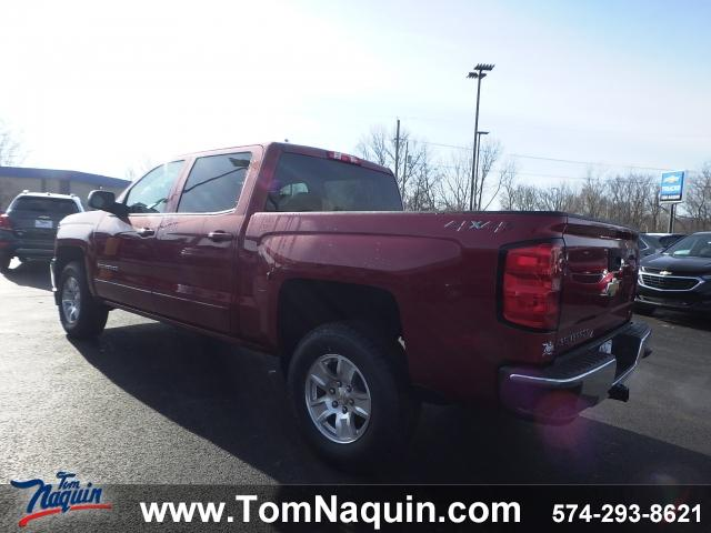 2018 Silverado 1500 Crew Cab 4x4,  Pickup #T8720 - photo 2