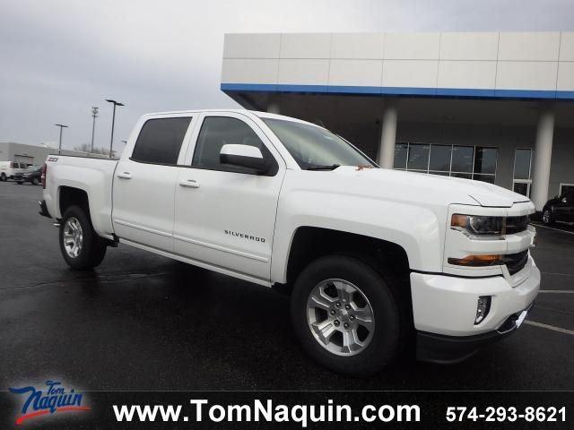 2018 Silverado 1500 Crew Cab 4x4,  Pickup #T8722 - photo 3