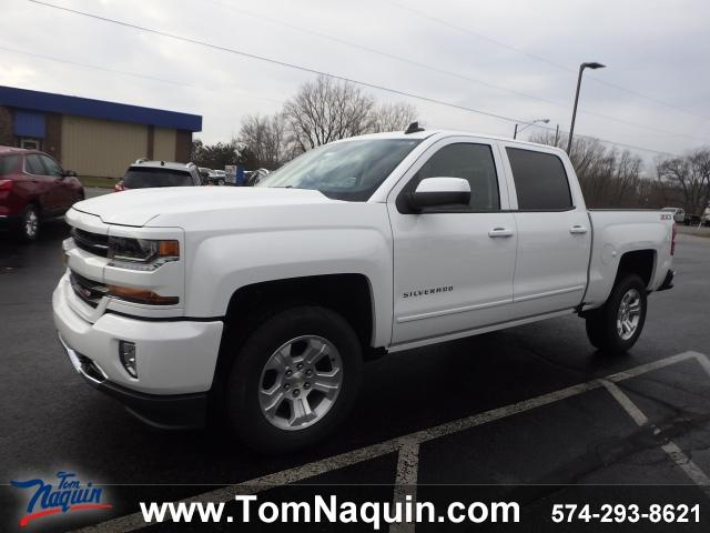 2018 Silverado 1500 Crew Cab 4x4,  Pickup #T8722 - photo 1