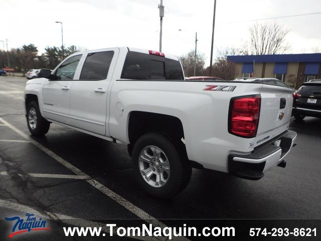 2018 Silverado 1500 Crew Cab 4x4,  Pickup #T8722 - photo 2