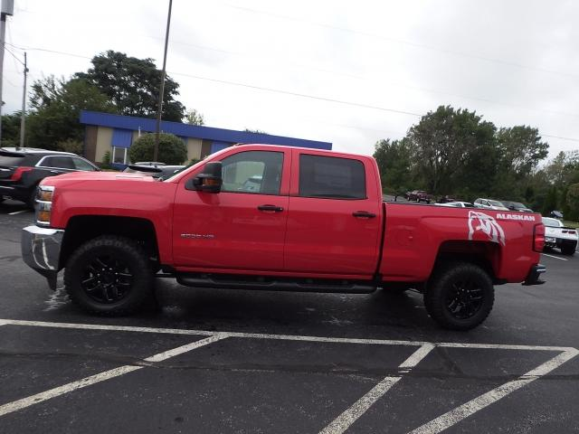 2019 Silverado 2500 Crew Cab 4x4,  Pickup #T8745 - photo 19