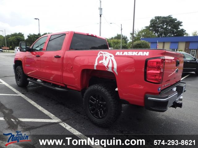 2019 Silverado 2500 Crew Cab 4x4,  Pickup #T8745 - photo 2