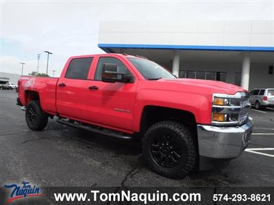 2019 Silverado 2500 Crew Cab 4x4,  Pickup #T8745 - photo 3