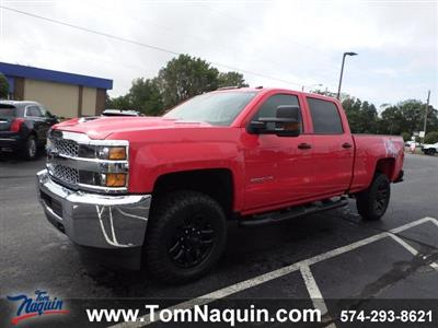 2019 Silverado 2500 Crew Cab 4x4,  Pickup #T8745 - photo 1