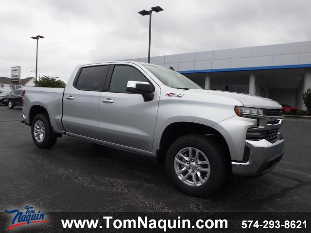 2019 Silverado 1500 Crew Cab 4x4,  Pickup #T8759 - photo 3