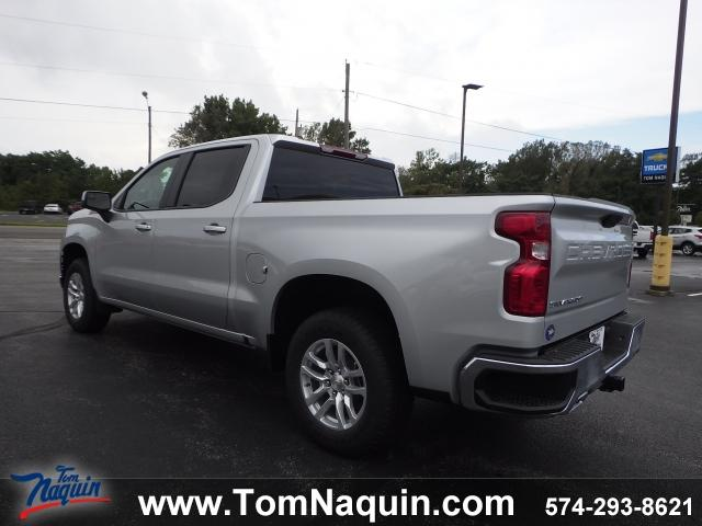 2019 Silverado 1500 Crew Cab 4x4,  Pickup #T8759 - photo 2