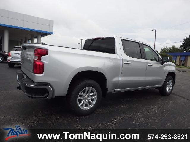 2019 Silverado 1500 Crew Cab 4x4,  Pickup #T8759 - photo 4
