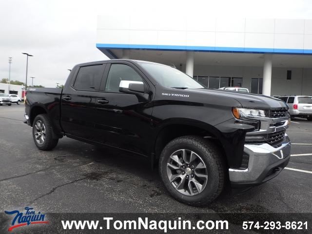 2019 Silverado 1500 Crew Cab 4x4,  Pickup #T8772 - photo 3