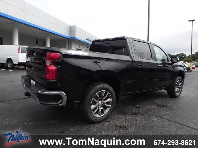 2019 Silverado 1500 Crew Cab 4x4,  Pickup #T8772 - photo 4