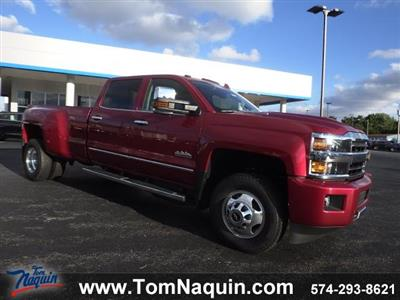 2019 Silverado 3500 Crew Cab 4x4,  Pickup #T8777 - photo 3