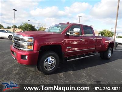 2019 Silverado 3500 Crew Cab 4x4,  Pickup #T8777 - photo 1