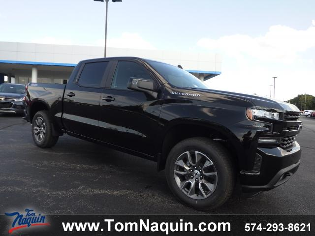 2019 Silverado 1500 Crew Cab 4x4,  Pickup #T8784 - photo 3
