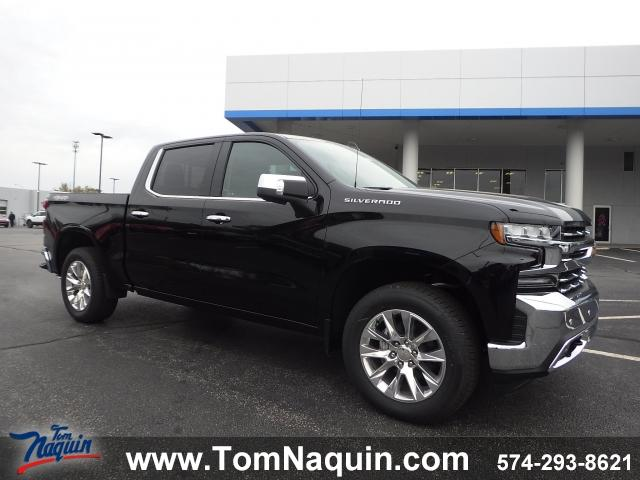 2019 Silverado 1500 Crew Cab 4x4,  Pickup #T8787 - photo 3