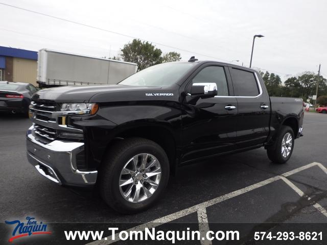 2019 Silverado 1500 Crew Cab 4x4,  Pickup #T8787 - photo 1