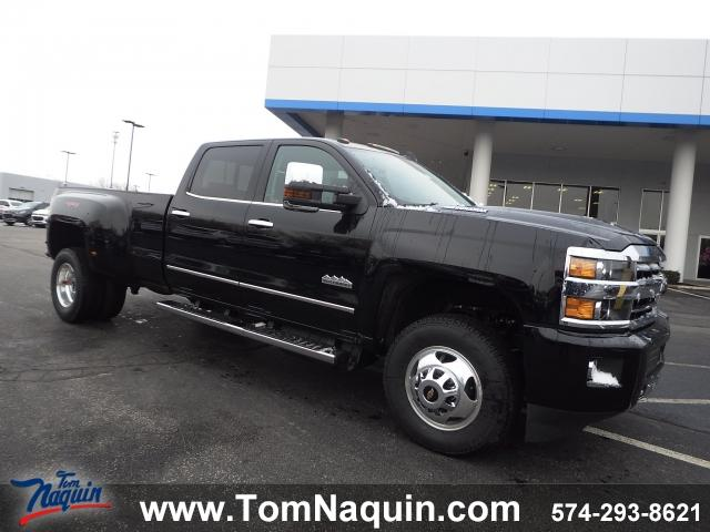 2019 Silverado 3500 Crew Cab 4x4,  Pickup #T8814 - photo 3