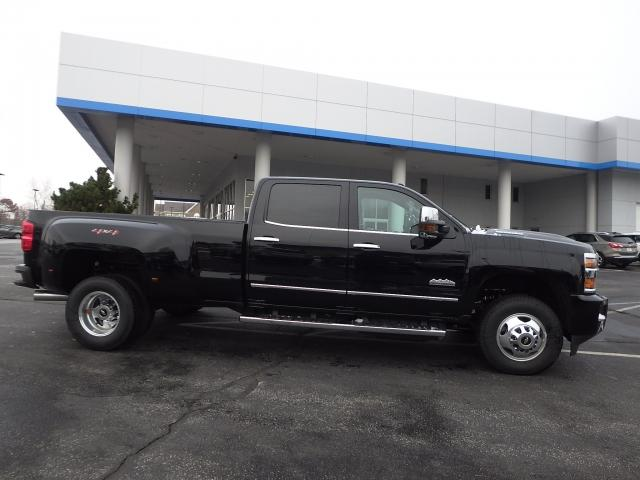 2019 Silverado 3500 Crew Cab 4x4,  Pickup #T8814 - photo 16