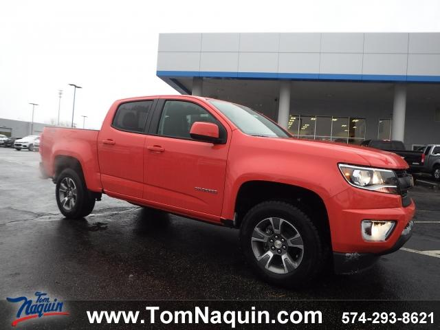 2019 Colorado Crew Cab 4x4,  Pickup #T8827 - photo 3