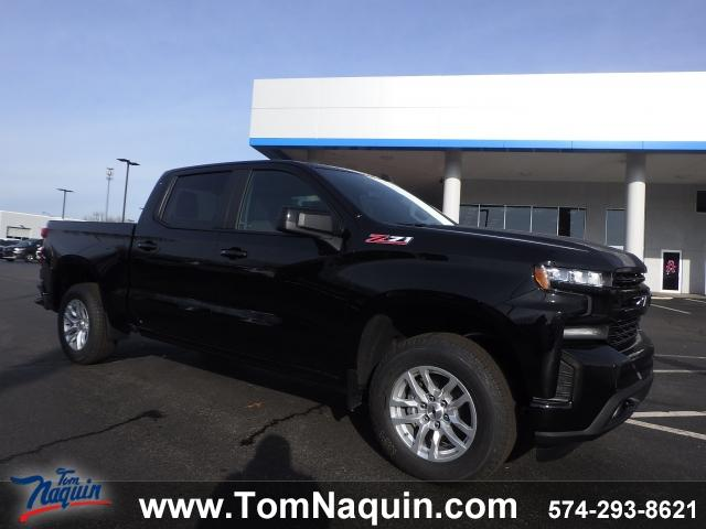 2019 Silverado 1500 Crew Cab 4x4,  Pickup #T8877 - photo 3