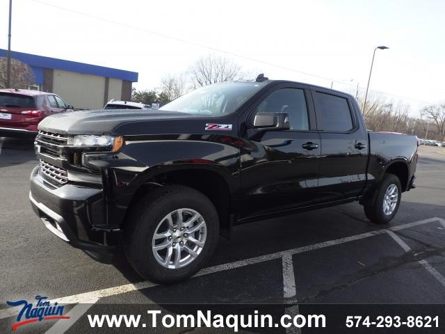 2019 Silverado 1500 Crew Cab 4x4,  Pickup #T8877 - photo 1