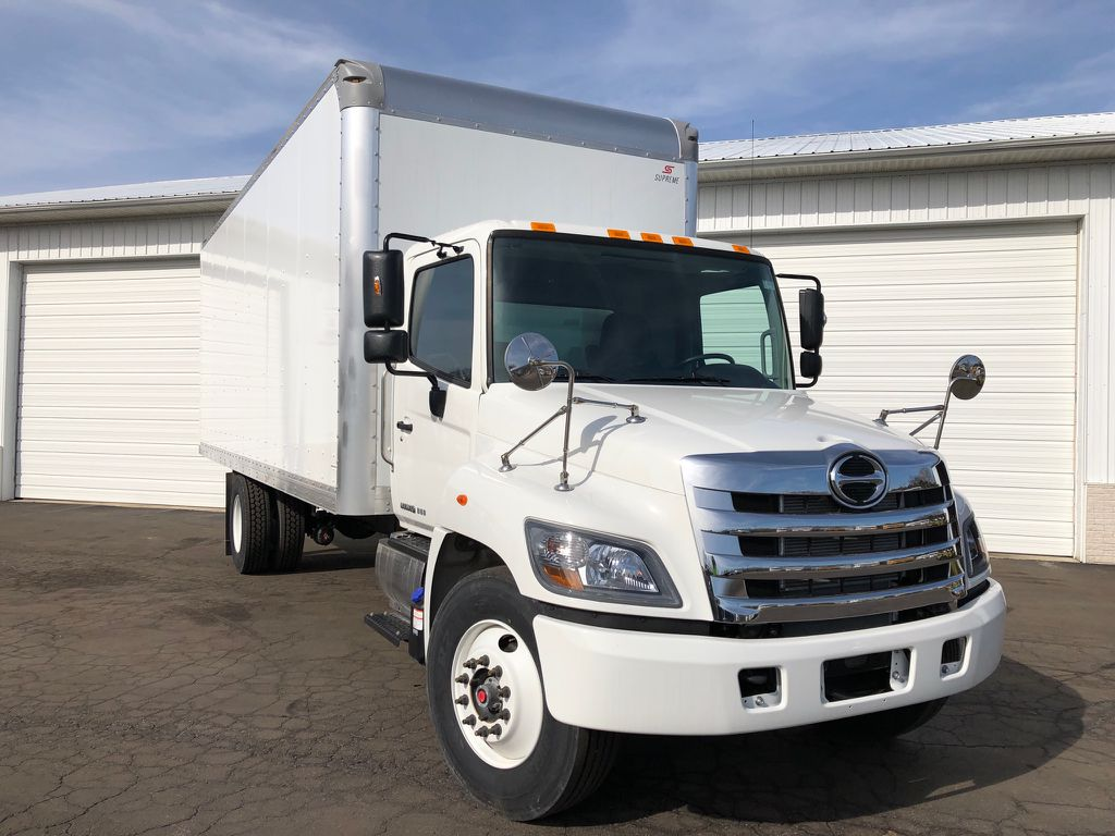 2019 Hino Truck Single Cab, Supreme Dry Freight #21881T - photo 1